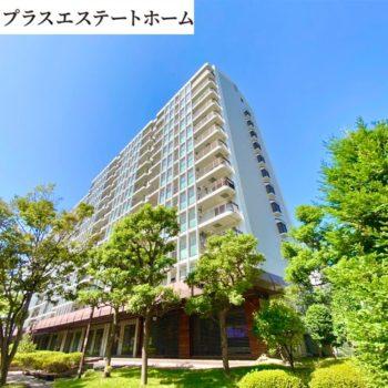 初広告♪神戸パークシティ♪ 1,680万円  4階ベランダ南東向き♪眺望良好♪